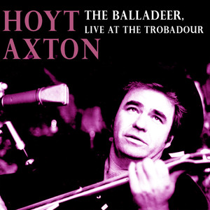 The Balladeer: Recorded Live at the Troubadour album