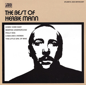 Herbie Mann, Tamiko Jones A Man and a Woman cover