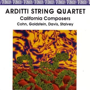 String Quartet 1989 by Arditti Quartet