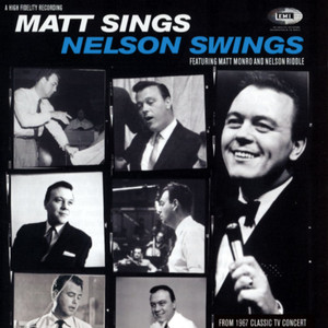 Matt Sings And Nelson Swings album