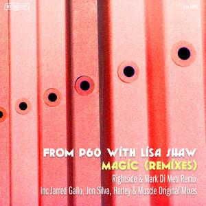 Copertina di Lisa Shaw - Magic - Rightside & Mark Di Meo Remix