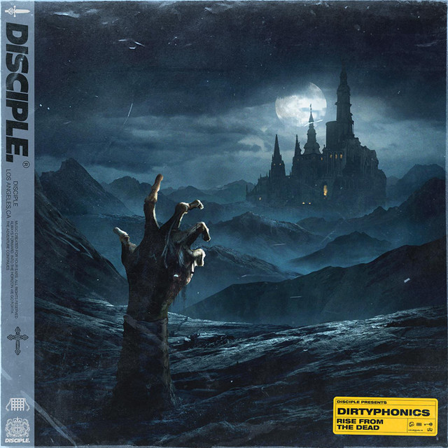 Image result for Dirtyphonics - Rise From The Dead