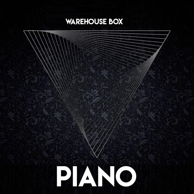 Album cover for Piano by Warehouse Box