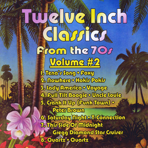 Twelve Inch Classics from the 70s, Vol. 2