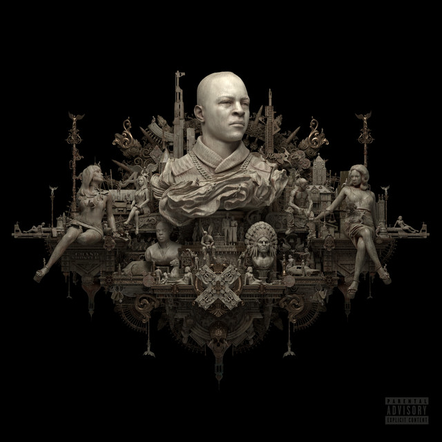 Album cover for DIME TRAP by T.I.