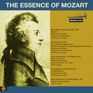 The Essence of Mozart Albümü