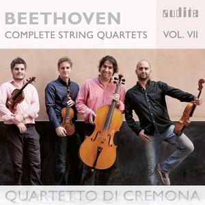 Beethoven: Complete String Quartets, Vol. 7 Albümü