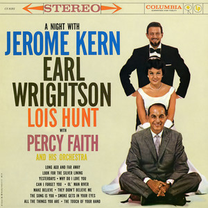 A Night With Jerome Kern album