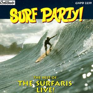 Surf Party: Best Of The Surfaris - Live! album