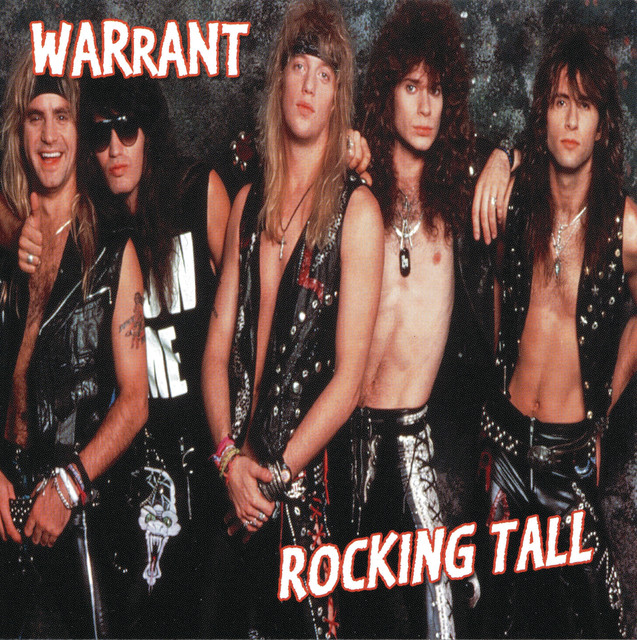 Warrant Rocking Tall album cover