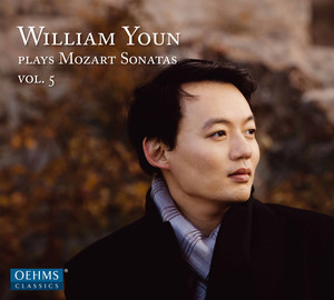 William Youn Plays Mozart Sonatas, Vol. 5 Albümü