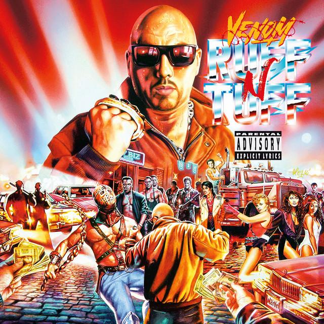 Album cover for Ruff N Tuff by Venom