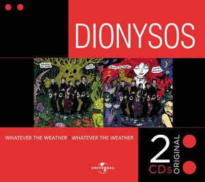 Dionysos Lady Bird cover
