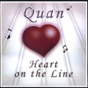 Heart On The Line Albumcover