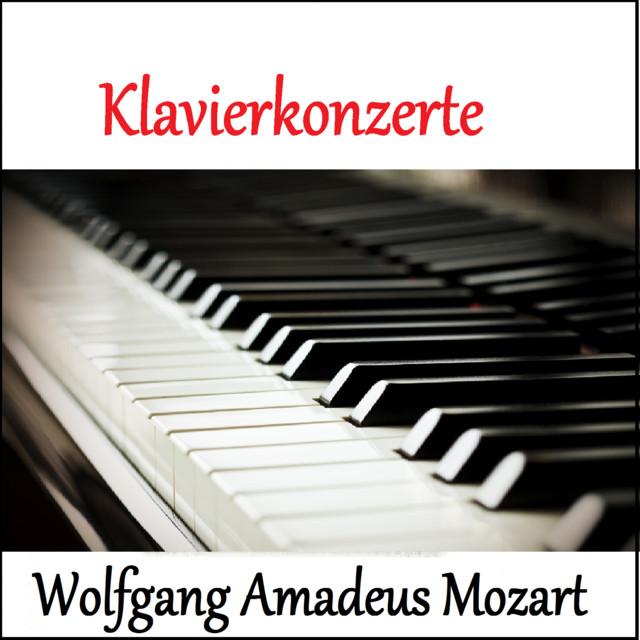 Klavierkonzerte - Wolfgang Amadeus Mozart Albumcover