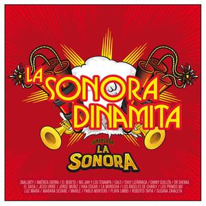 La Sonora Dinamita, Danny Guillén, Danny Guillen Si La Vieran cover