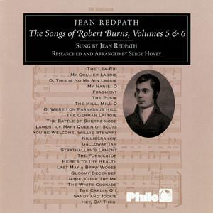 The Songs of Robert Burns, Volumes 5 & 6 album