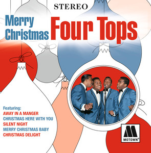 Four Tops, Aretha Franklin White Christmas cover