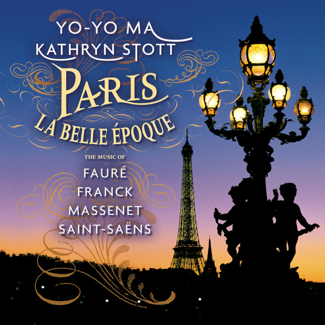 Paris - La Belle Époque (Remastered) Albumcover