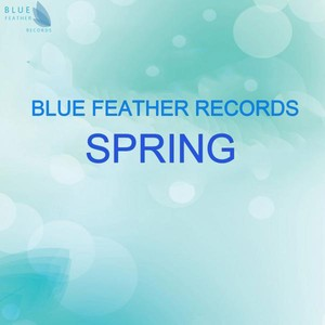 Blue Feather Records - Spring 2015 Albumcover