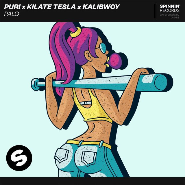 Puri & KILATE TESLA & Kalibwoy - Palo