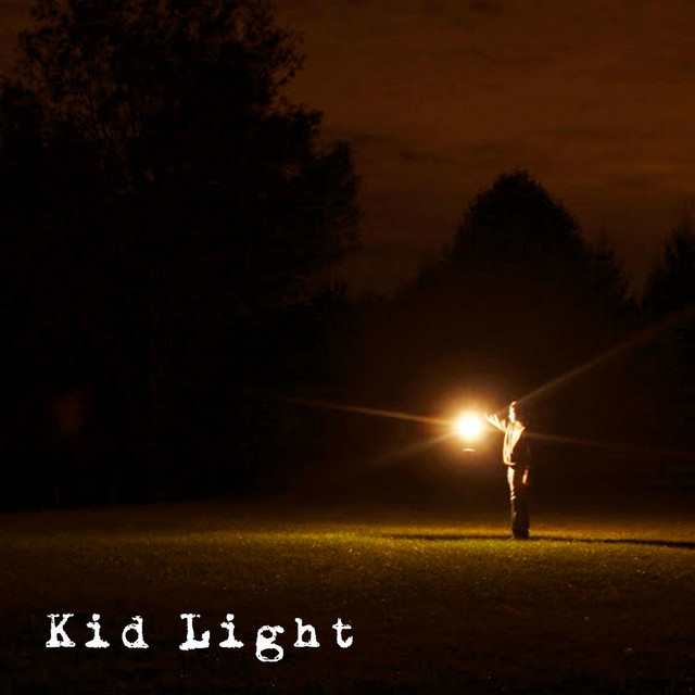 Album cover for Kid Light by Kid Light