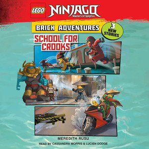 School for Crooks - LEGO Ninjago: Brick Adventures 2 (Unabridged)
