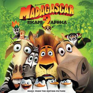 Madagascar: Escape 2 Africa (Music From The Motion Picture) album
