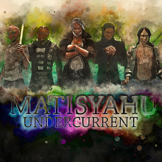 Album cover for Undercurrent by Matisyahu