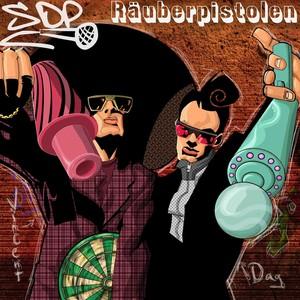 Räuberpistolen Albumcover
