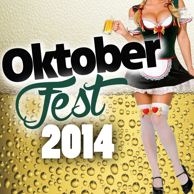 Various Artists Oktober Fest 2014 album cover