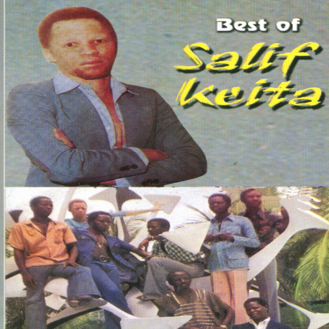 Best of Salif Keita Albumcover
