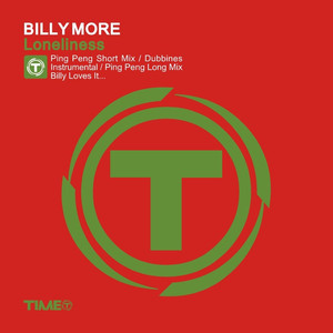 Billy More Loneliness cover