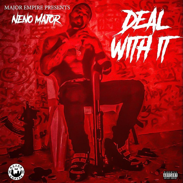 Album cover for Deal with It by Neno Major