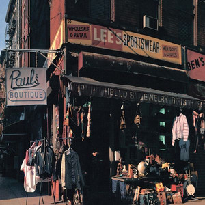 Paul's Boutique (20th Anniversary Remastered Edition) album