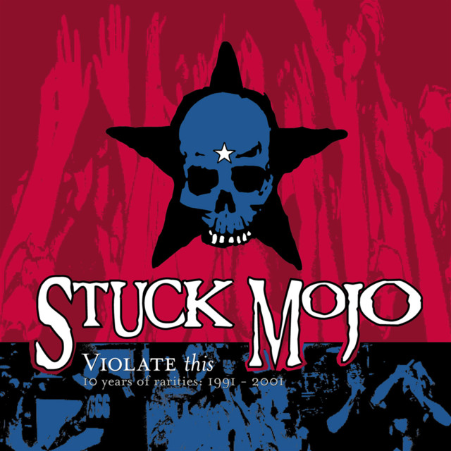 Stuck Mojo Violate This album cover