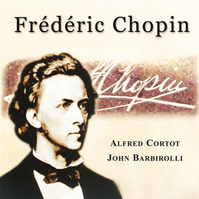 Frédéric Chopin Albumcover