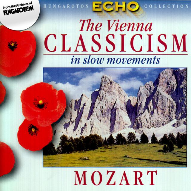 Viennese Classicism In Slow Movements, Vol. 2: Mozart Albumcover