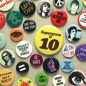 Supergrass Is 10: The Best of 94-04 album