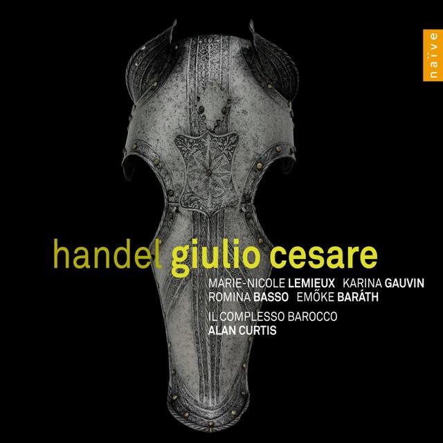 Handel: Giulio Cesare HWV17