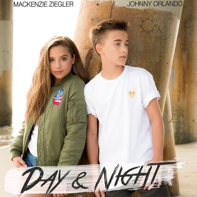 Key Bpm For Day Night By Johnny Orlando Mackenzie Ziegler Tunebat