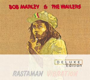 Rastaman Vibration (Deluxe Edition) Albumcover