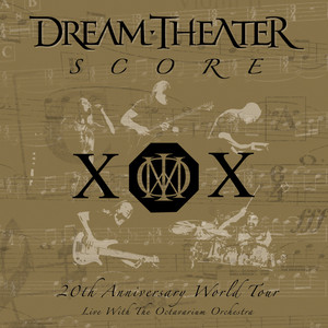 Score: 20th Anniversary World Tour Live with the Octavarium Orchestra [w/Interactive Booklet] album