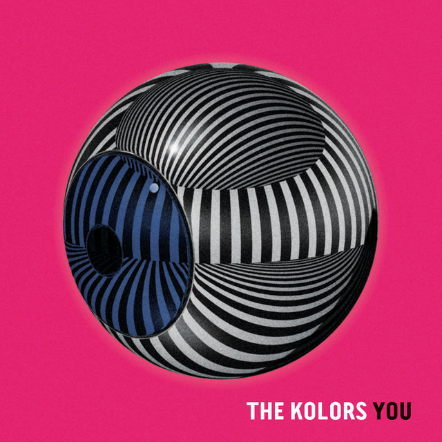 Album cover for You by The Kolors