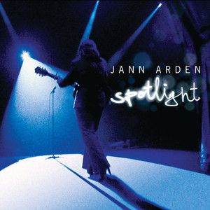 Jann Arden Hangin' by a Thread cover