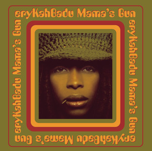 Erykah Badu Kiss Me On My Neck cover