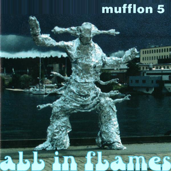 Skivomslag för Mufflon 5: All In Flames