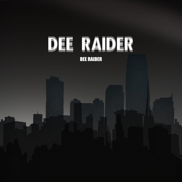 Album cover for Dee Raider by Dee Raider