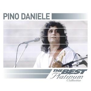 Pino Daniele: The Best Of Platinum Albumcover