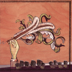 Album cover for Funeral by Arcade Fire
